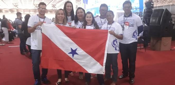 Representantes de Itaituba participaram da conferência nacional de saúde ocorrida em Brasília no início desse mês de agosto.