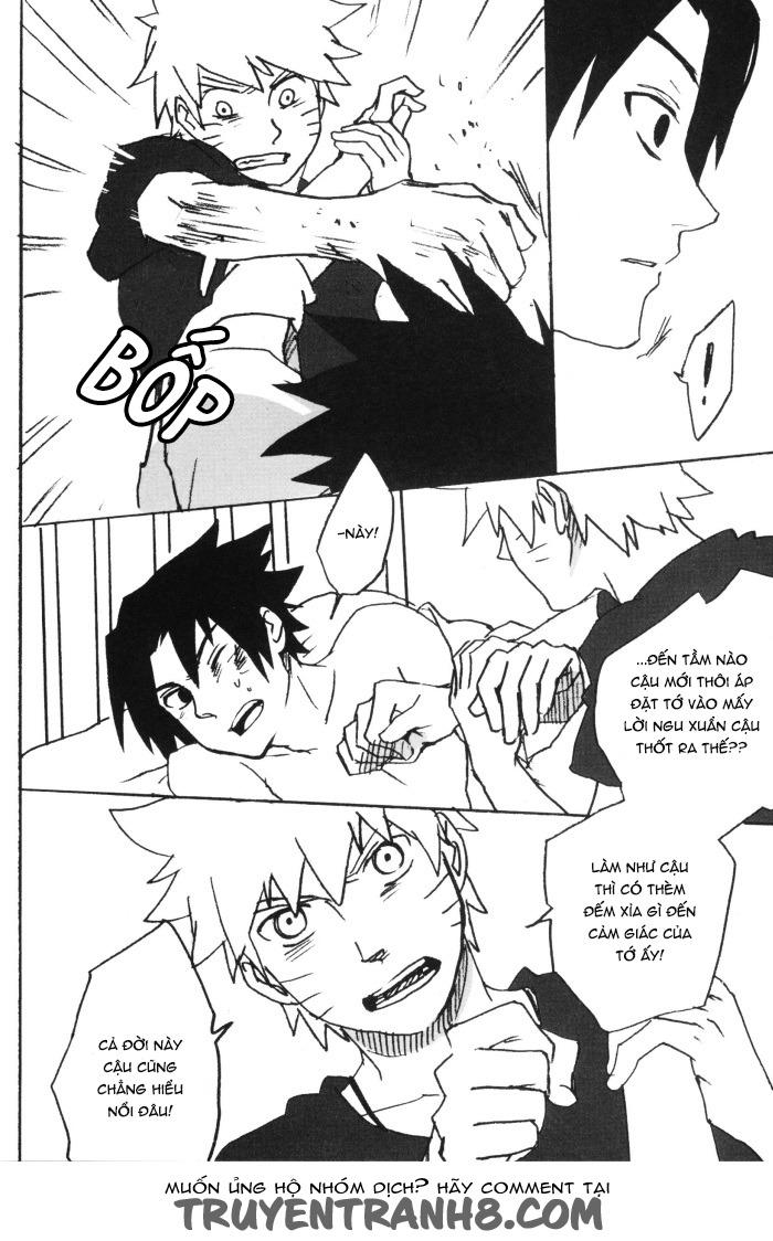 Trang 20 - Naruto Doujinshi - 15 Year-Old Report (- 10-Rankai) - Truyện tranh Gay - Server HostedOnGoogleServerStaging