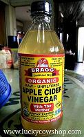 Bragg Apple Cider Vinegar with the Mother