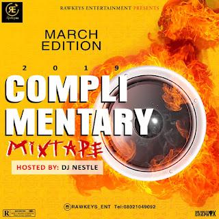 DJ Nestle : Rawkeys Ent 2019 Complematary Mixtape