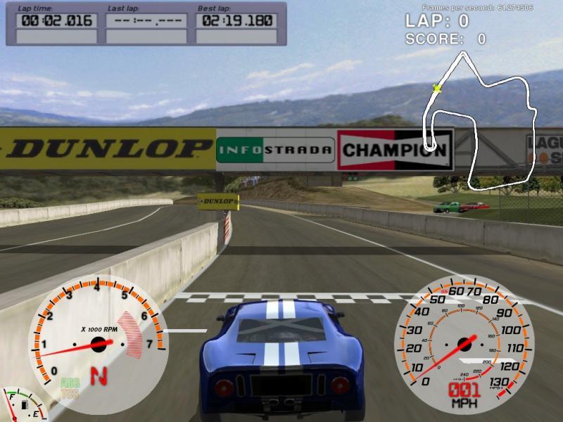 VDrift: Παιχνίδι προσομοίωσης οδήγησης