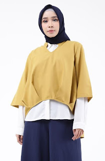 Tren Model Baju Lebaran 2020 untuk wanita