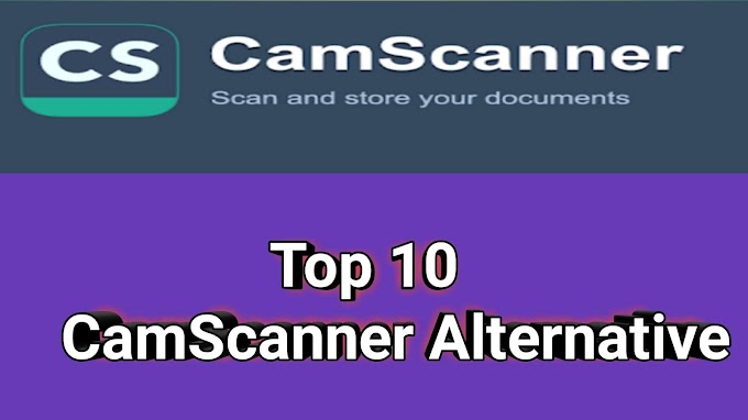 Top 10 Best CamScanner Alternatives For Android in Hindi