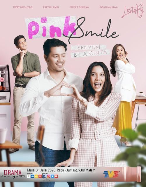 Tonton Kesemua Episode Drama Pink Smile Secara Online Melalui Channel Drama Sangat