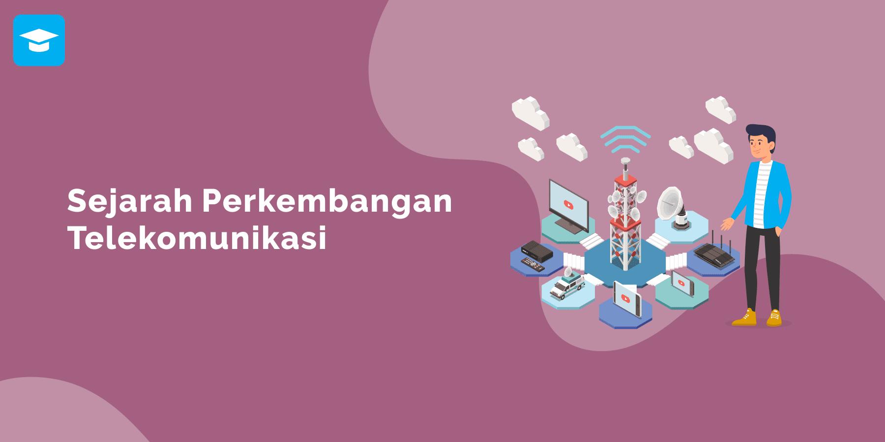Perkembangan telekomunikasi