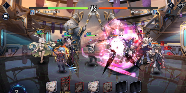 Everything you need to know about Hero Cantare's RPG battle system