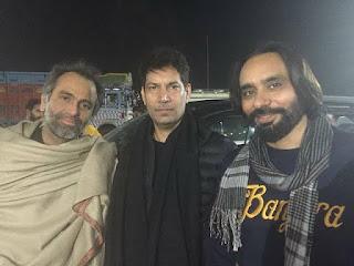 Amitoj Mann is Great Punjabi & Hindi actor, director, author, and screenwriter, babbu maan amitoj maan