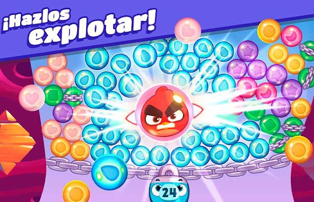 angry birds dream blast juegos gratis