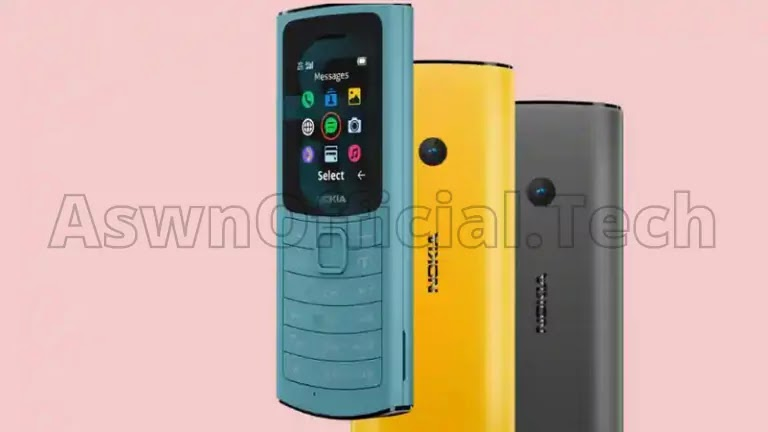Nokia 110 4G Specifications, Features, Camera and price in India