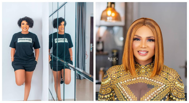 It's on social media you pretend to be a good person - Iyabo Ojo slams Funke as she accuses her of paying a blog to condemn Toyin Abraham's latest movie