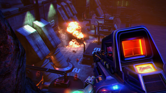 Far Cry 3 Blood Dragon Full Version Free Screenshot 1