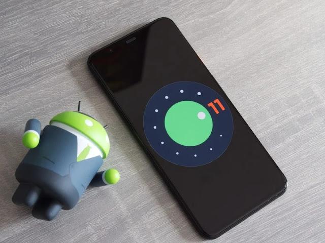 Android 11 Beta Update! -MergeZone