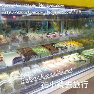 傳奇烘焙蛋糕面包款式價錢