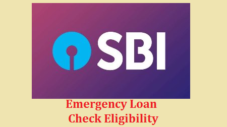 SBI offers Emergency Loans to its customers. State Bank of India offers these prepaid loans to selected customers in the lock down period due to corona virus. The loan can be obtained within 45 minutes. Check Eligibility for the said SBI loan using your registered mobile number with State Bank of India. sbi-corona-lock-down-emergency-personal-loan-check-eligibility