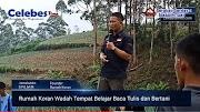 Kampung Sayur Program Rumah Koran di Kunjungi Polbantang Gowa
