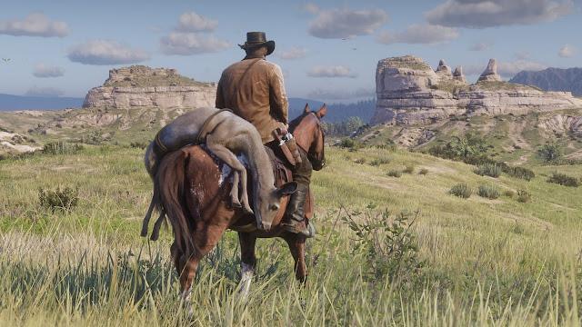 تقرير: بعد تجربة لعبة Red Dead Redemption 2 لمدة 6 ساعات إليكم أهم التفاصيل الجديدة ( الهنود الحمر ، الطبخ و المزيد )