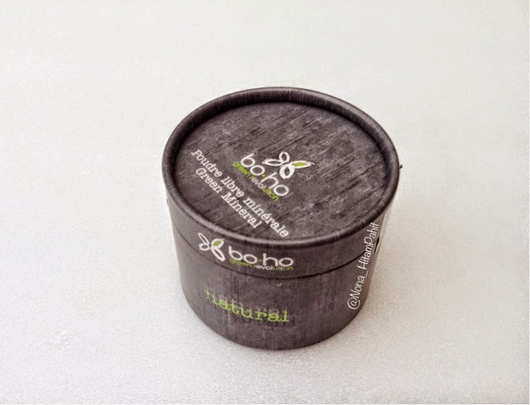 Organic Mineral Loose Powder BOHO Green, #Nona_HitamPahit, green product