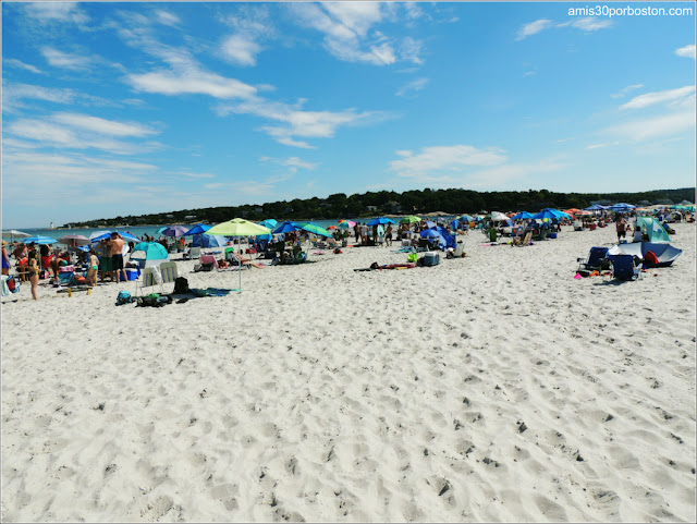 Playas de Massachusetts: Wingaersheek Beach
