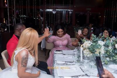 Official Photos From Tonto Dikeh's Birthday Party - Image ~ Naijabang