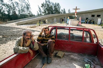 Roger Anis- Christians fleeing North Sinai