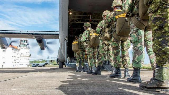 Dimiten cargos militares portugueses tras robo en Ejército