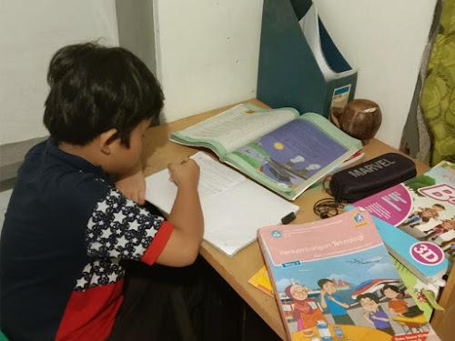 akmal satya wijaya learn from home