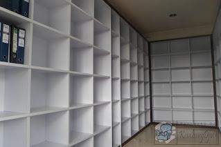 Harga Rak Arsip Kantor Terbuka Dan Pintu Kaca + Furniture Semarang