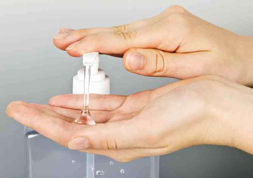 Bahaya Guna Hand Sanitizer