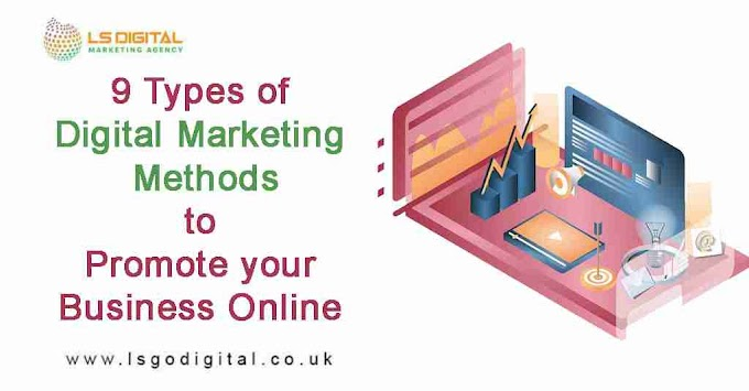 9 Types of Digital Marketing Methods-2021