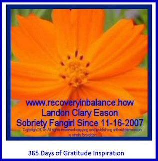 Daily Gratitude Inspiration