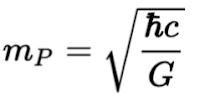 Masa de Planck