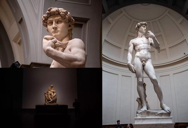 Art of Michelangelo in Florence