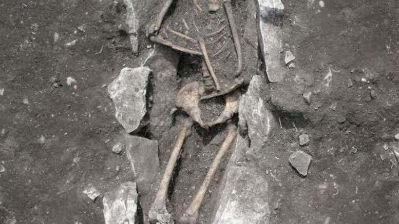 Βρέθηκε σκελετός στο βωμό Δία. Γίνονταν ανθρωποθυσίες στην Αρχαία Ελλάδα;