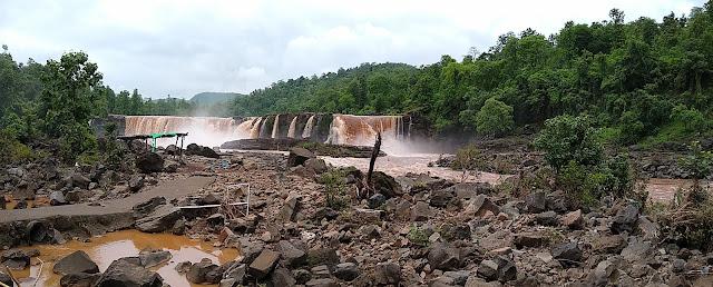 Waterfalls near Surat