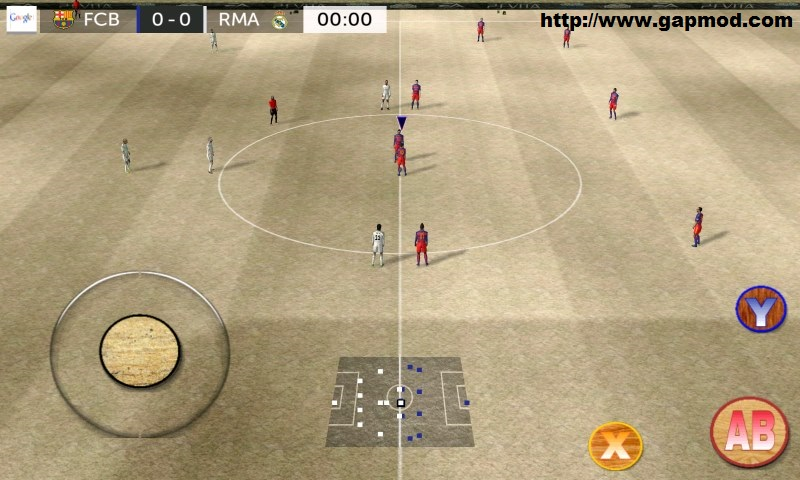FTS 15 Mod Soccer X by Harry Xf Apk + Data Android - Gapmod
