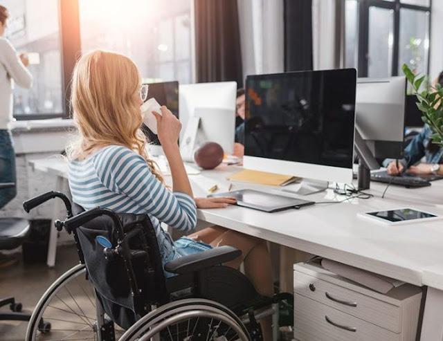 Pessoa com Deficiência: Quer Criar um Blog e Trabalhar em Casa?