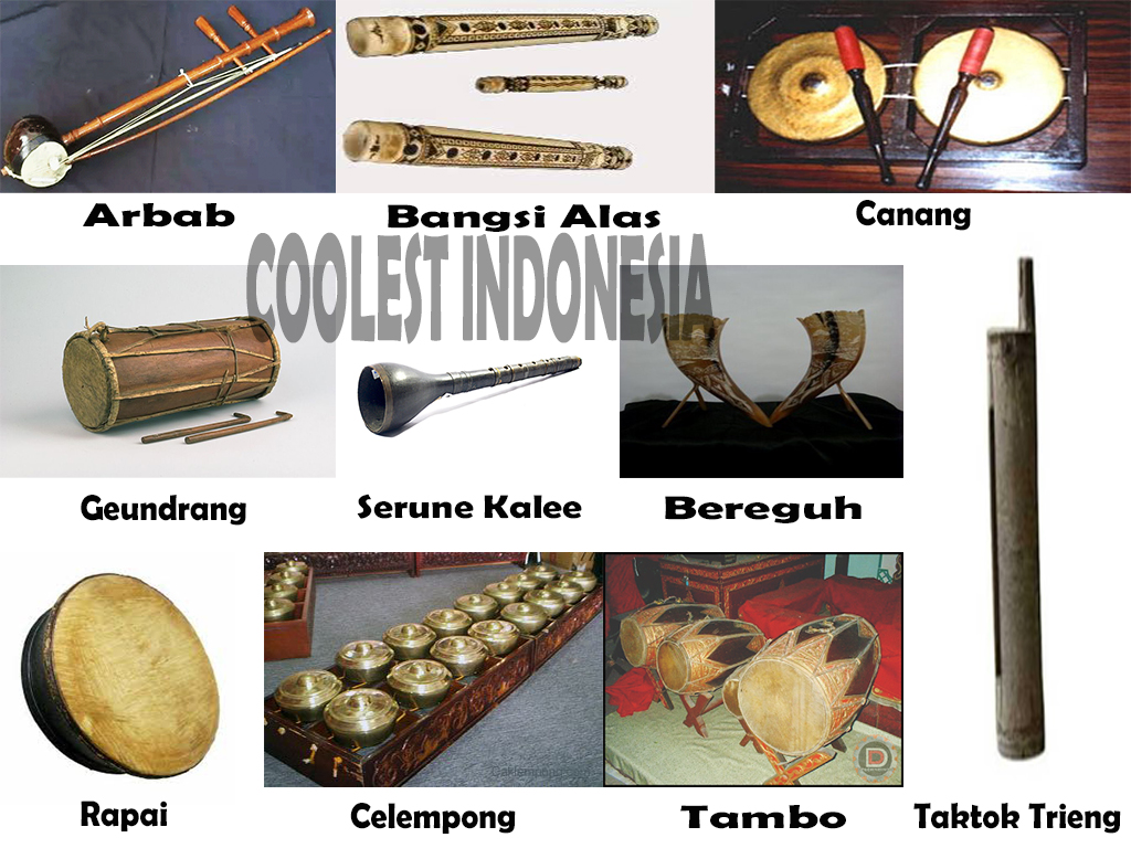 We Love Indonesia Complete List Of Traditional Musical Instruments And Folk Songs On The Island Of Sumatra