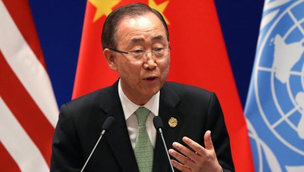 Secretario de la ONU condenó ensayo nuclear en Corea del Norte