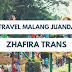 Cari Travel Malang Juanda Zhafira Trans Solusinya!