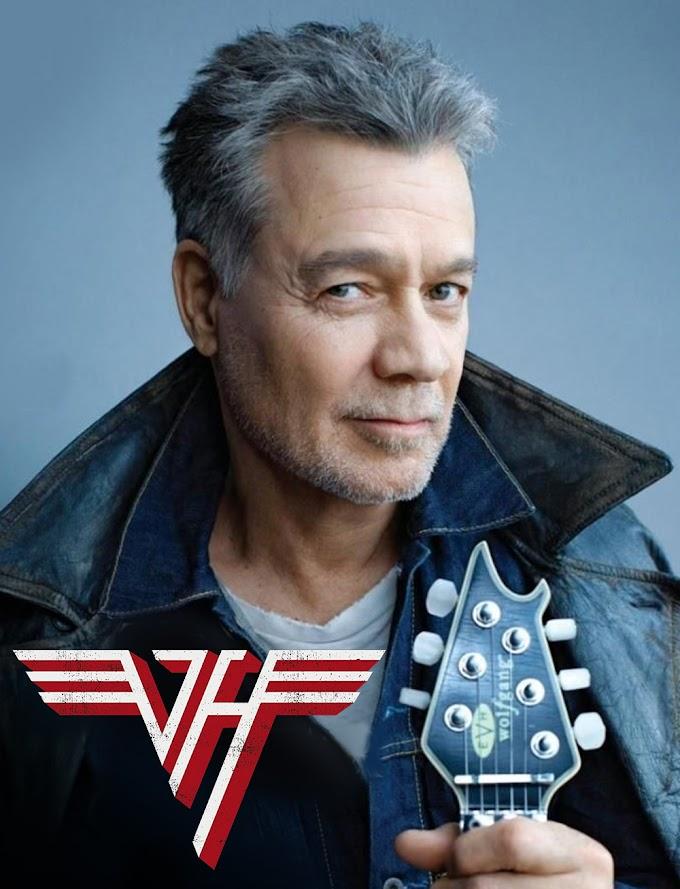 Murió Eddie Van Halen a los 65 años