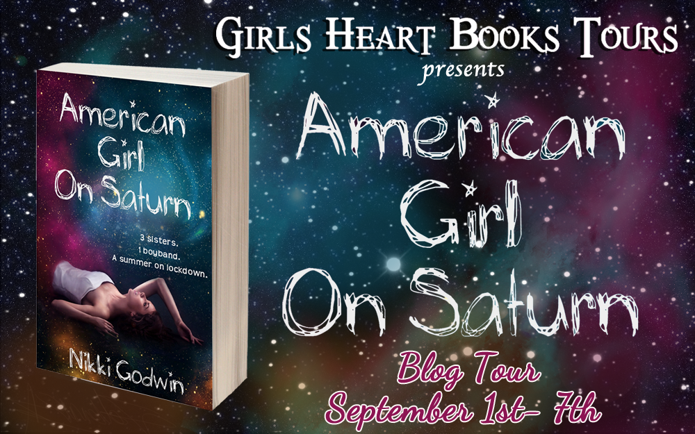 American Girl on Saturn by Nikki Godwin ~ Review, Excerpt, Giveaway