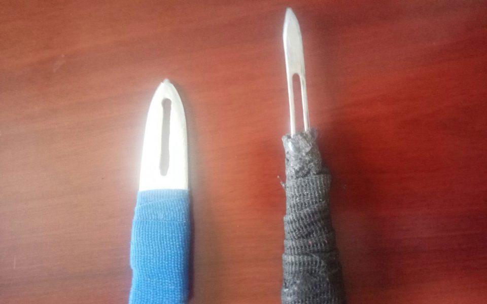 Φυλακές Κομοτηνής: Βρήκαν 6 αυτοσχέδια μαχαίρια μετά από έφοδο