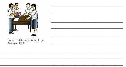 Materi Bahasa Inggris Kelas 10 Chapter 13 - Malin Kundang