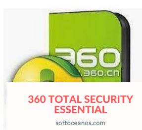 Descargar 360 Total Security Essential Gratis