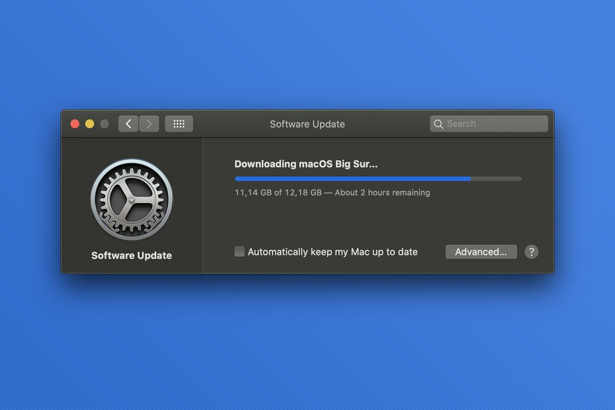 Cosa fare se gli aggiornamenti su Mac si bloccano