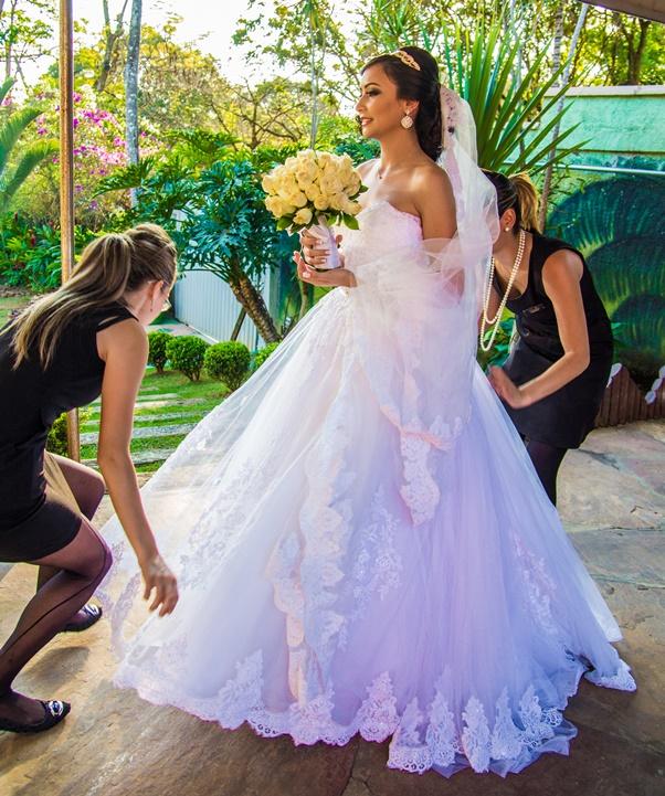 Meu Casamento: Cerimonial Querubins Nitielle Mendes