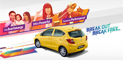 Harga Honda Brio, Promo , Kredit, Satya, RS, Manual, Matic