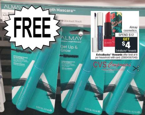 FREE Almay Mascara CVS Deal 10-20 10-26