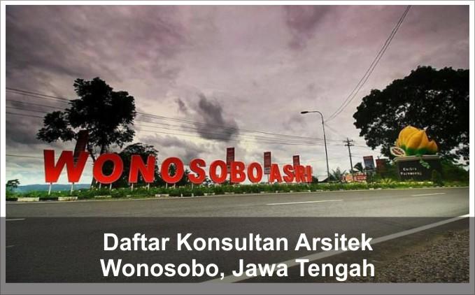 konsultan arsitek wonosobo