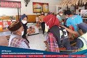 ACT Bersama Sejumlah Komunitas Louching Gerakan Jember Dermawan